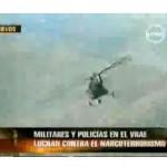 Ejército y Policía libran dura batalla contra el terrorismo en el VRAE (Video)