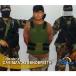 Capturan a importante mando senderista en Tingo María (video)