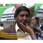 Movimiento TOCA obtiene mayoría de votos en Ayacucho (video)