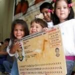 Niños de Aucayacu obtienen su DNI