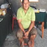 """Policía del Vrae capturó a prontuariado narco """"Pajacho"""", pero lo dejó libre"""
