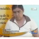 Capturan a tres presuntos terroristas en Tocache (video)