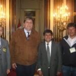 Entregan al presidente Alan García anteproyecto de ley de creación de Universidad de Huanta