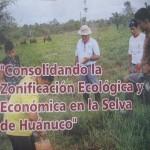 Avanza zonificación ecológica y económica en Huánuco