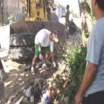 Realizan campaña de recojo de inservibles para prevenir rebrote del dengue