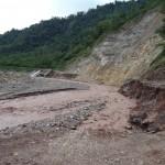 Desborde del río arrasó nuevamente tramo La Chancadora de la carretera Federico Basadre
