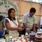 Productores del VRAE ayacuchano tuvieron gran éxito en feria de alimentos en Lima