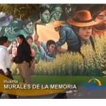 Pintan murales alusivos a los años de violencia política en Huanta (video)