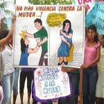 Conmemoran en el VRAE Día Internacional de la No Violencia contra la Mujer