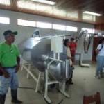 Plataneros de Aguaytía ya tienen su planta piloto de procesamiento industrial