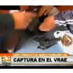 Capturan presuntos narcotraficantes en Huanta (video)