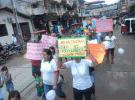 Aguaytía celebró el Día Internacional de la No Violencia contra la Mujer