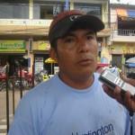 Policía de Aguaytía capturó a dirigente cocalero Pedro Pérez Baylón