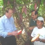 Alemania destaca voluntad del Perú en lucha contra las drogas