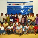 Naciones Unidas destaca rol de los jóvenes de las cuencas cocaleras del Perú