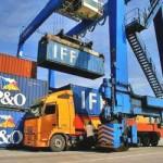 Buscan implementar programa de control de contenedores en puertos