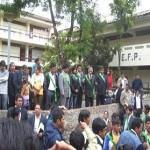 Jurado Electoral de Huamanga entregó credenciales a nuevos alcaldes del VRAE
