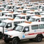 Ayacucho, Huánuco, Madre de Dios y San Martín también recibirán ambulancias