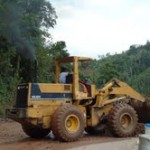 Lluvias impiden avance de los trabajos de reconstrucción de carretera Federico Basadre
