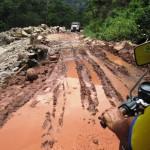 Se restablece tránsito en carretera Federico Basadre afectada por huaycos y desbordes