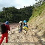 Carretera Federico Basadre continúa en malas condiciones debido a las lluvias