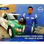 Formalizan denuncia contra César Cataño (video)