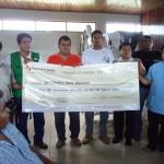 Agrobanco entregó créditos a agricultores plataneros y piñeros de Aguaytía