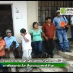 Quejas por atención en el Banco de la Nación van en aumento (video)