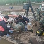 Otra vez intervienen dragas dedicadas a la minería informal