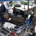 Policía incauta once kilos de pasta básica de cocaína en Huánuco