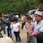 Carretera Kimbiri – Kepashiato será incluida en el 'Proyecto Perú' para su pronto asfaltado
