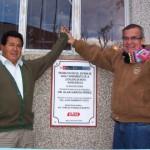 Inauguran obras de agua y saneamiento en zonas rurales de Huancavelica