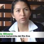 Central Asháninka del Río Ene reclama consulta por posibles concesiones hidroeléctricas (video)