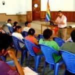Jóvenes apuestan por la pacificación y el desarrollo del VRAE