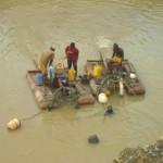 Denuncian incremento de lavaderos de oro ilegales en el Alto Huallaga