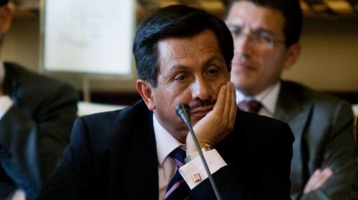Nuevo ministro del interior podr a juramentar esta noche for Nuevo ministro del interior peru