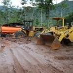 Inician mantenimiento y apertura de nuevos caminos vecinales en el Valle de Shambillo