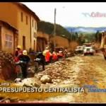 Consideran centralista el presupuesto público del 2011 (video)