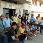 Productores cafetaleros de Leoncio Prado realizaron pasantía en Cajamarca