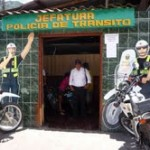 Aplicarán sanciones a peatones que no respeten las normas de transito en Leoncio Prado