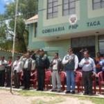 Inauguran comisaría en el distrito de Taca en la provincia ayacuchana de Víctor Fajardo