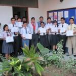 Escolares de Madre de Dios líderes en lucha contra la trata de personas