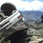 En accidente de tránsito muere electo teniente alcalde de Cangallo