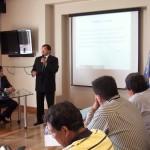Empezó primer encuentro nacional de comunicadores de las cuencas cocaleras