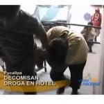 Sujeto cae con 9 kilos de marihuana en Pucallpa (video)