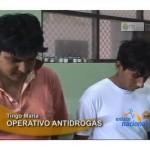 Decomisan más de 200 kilos de insumos químicos (video)