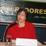 """Embajadora de Estados Unidos inaugura seminario internacional """"Reto de los Operadores de la Justicia"""""""