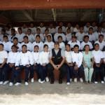 Escuela Pre Policial de Tingo María clausuró ciclo académico