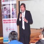 Periodistas dialogan sobre situación del agua y saneamiento en el país