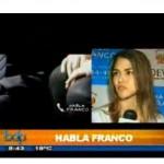 No te pases de vuelta y habla franco (video)
